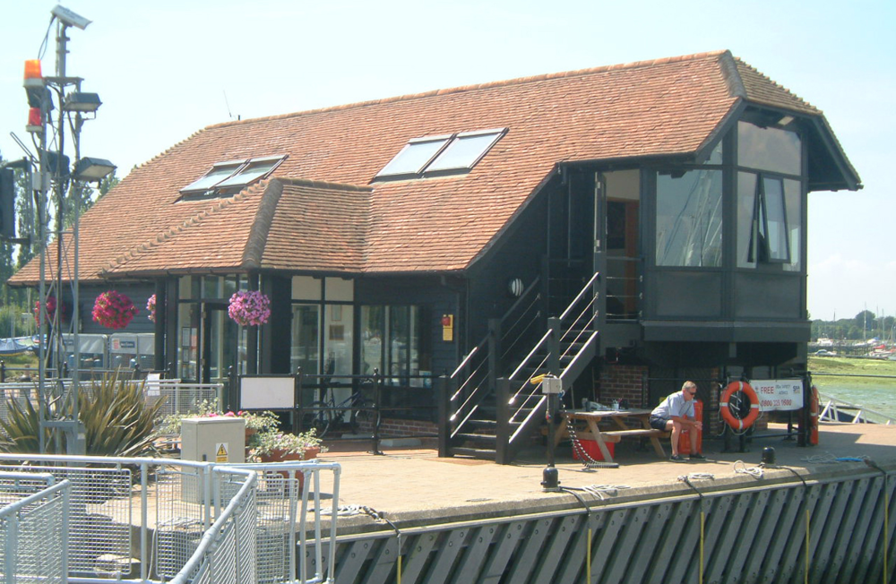 Chichester Marina - PLC Architects