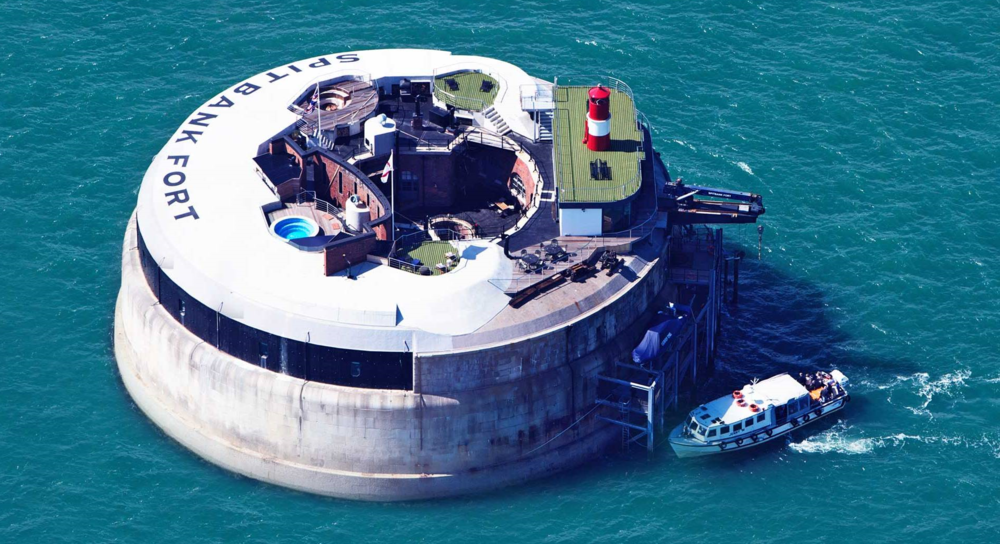 Spitbank Fort - PLC Architects