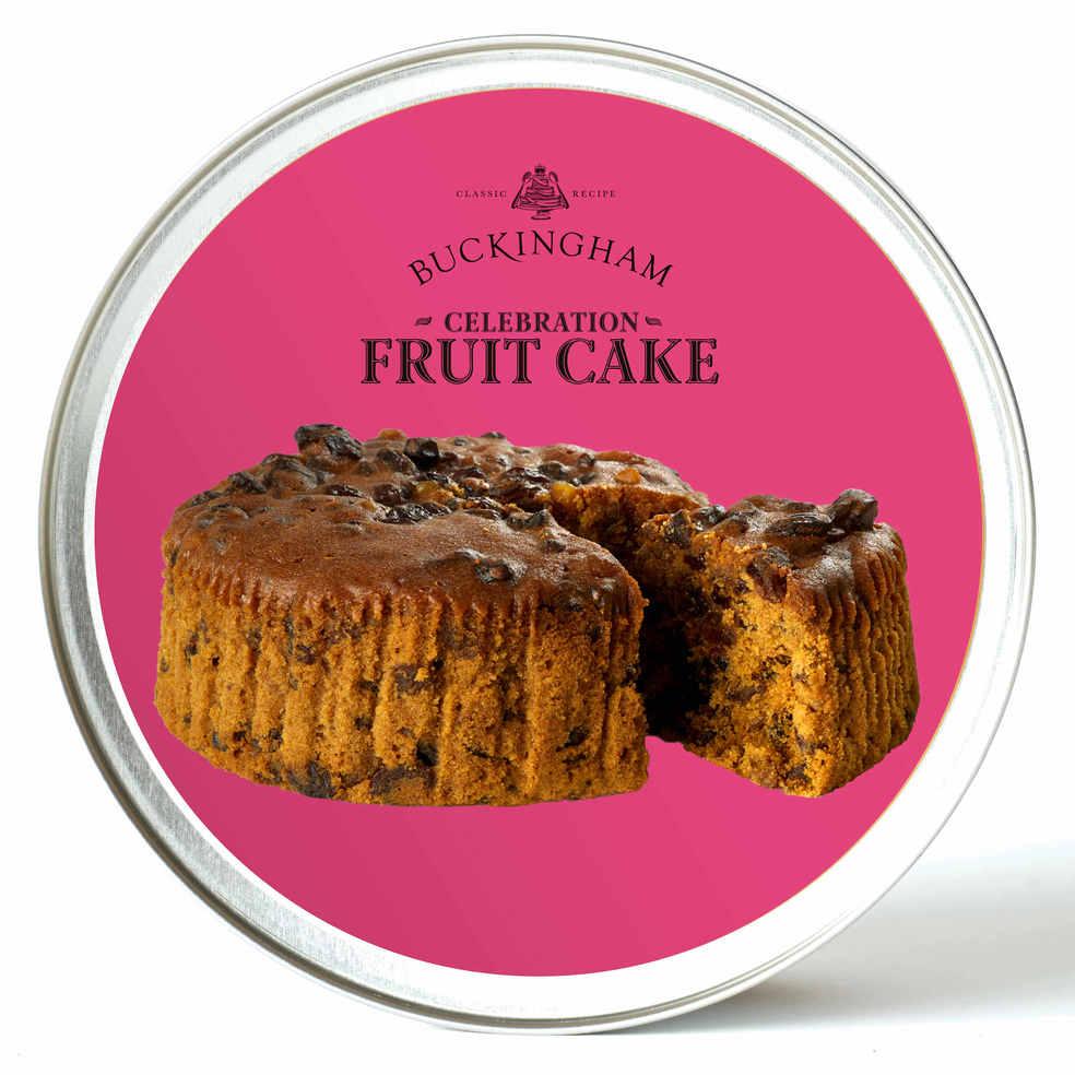 britiški vaisių pyragai -
