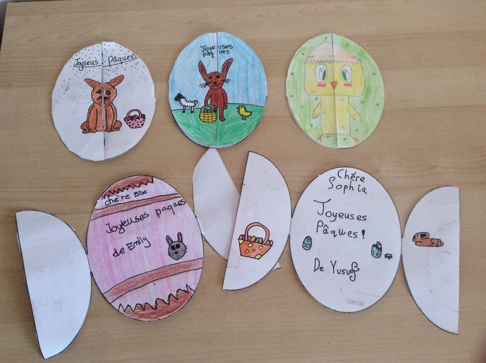 Some of 6RK's lovely work.