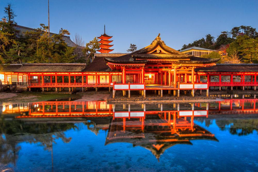 2017 WEST JAPAN PACKAGE