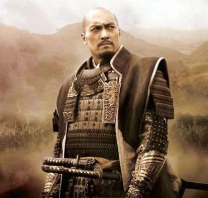 Ken Watanabe starring in the movie The Last Samurai. Photo by Flickr:@madmrmox