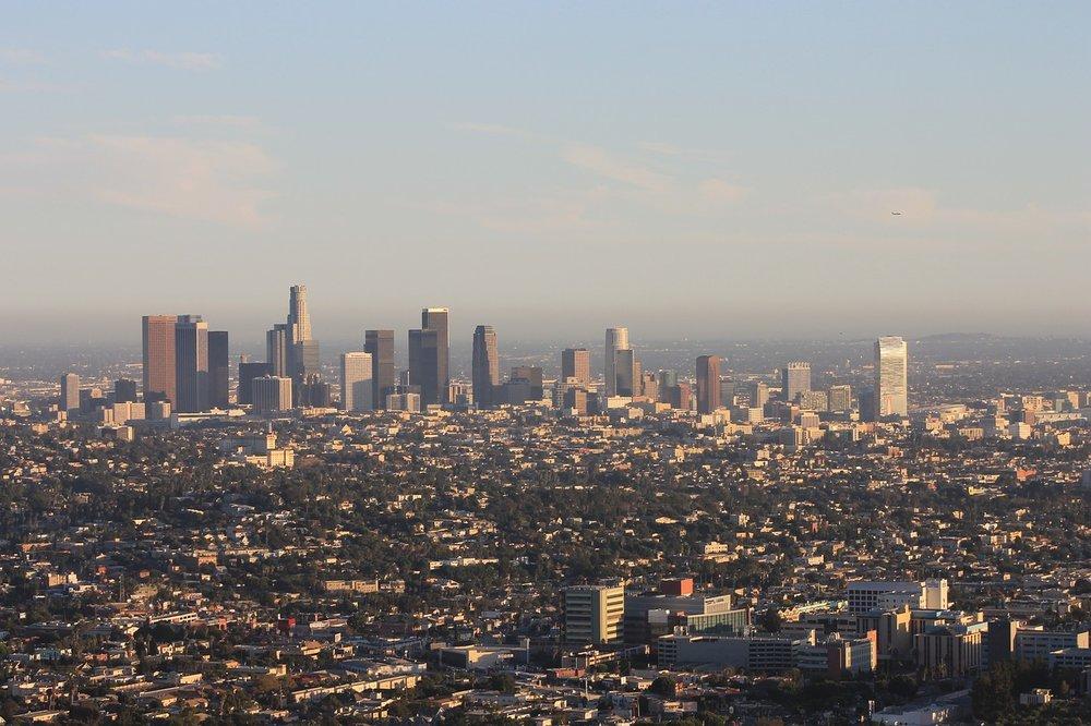ロサンゼルス景色
