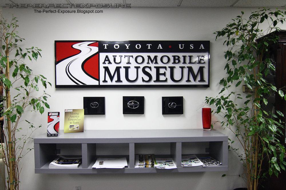 8/8 Toyota Museum
