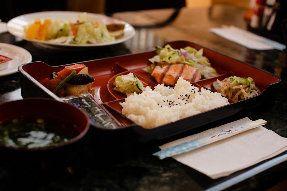 朝食(日本食)
