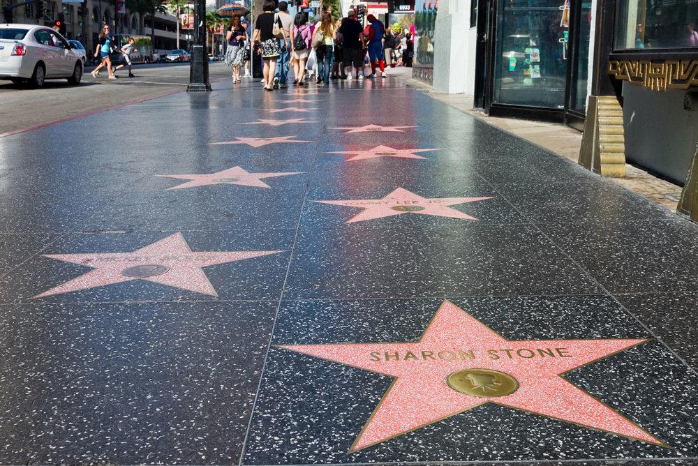 ハリウッド ウォーク・オブ・フェーム