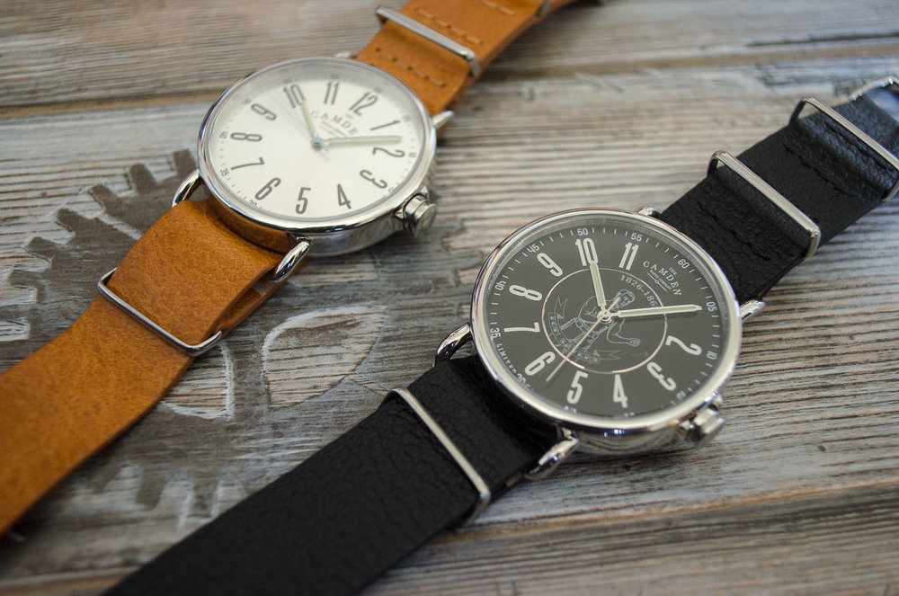 No. 88 Models by the Camden Watch Company