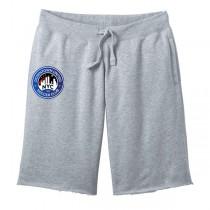 DUSC Spiritwear - District Core Fleece Short (GREY) $20.00
