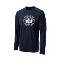 DUSC Spiritwear - Sport-Tek Long Sleeve Performance Tee (NAVY) $17.00
