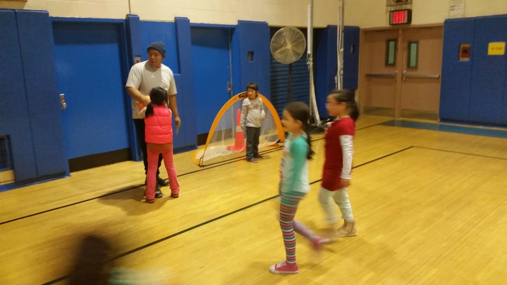City in the Community is an inner-city program run by DUSC as part of Cityzens Giving an NYCFC/City Football program.