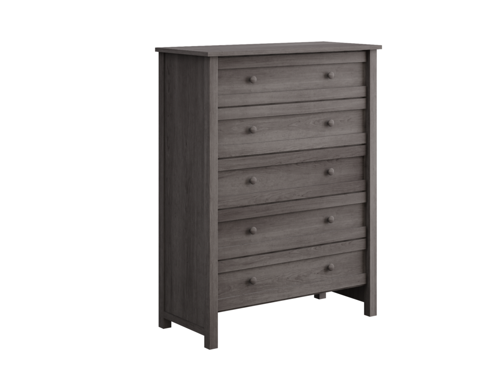 Terrace Chest in Storm Grey