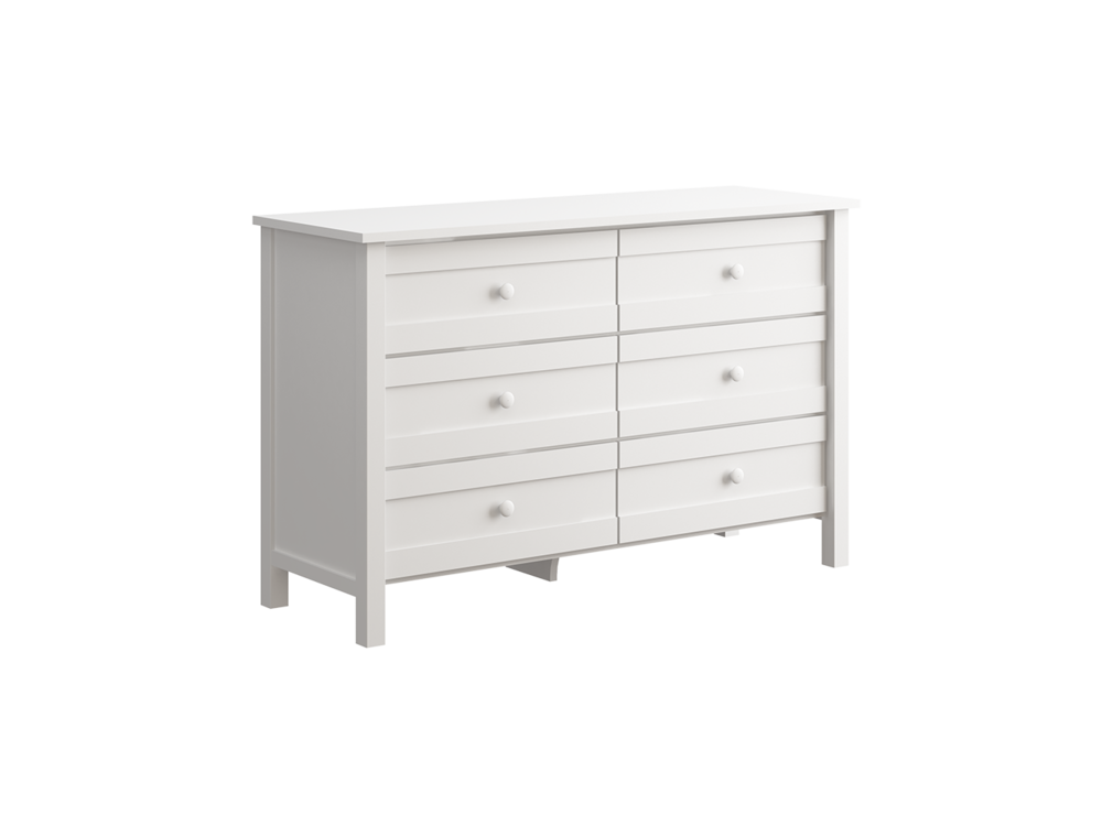 Terrace Dresser in White