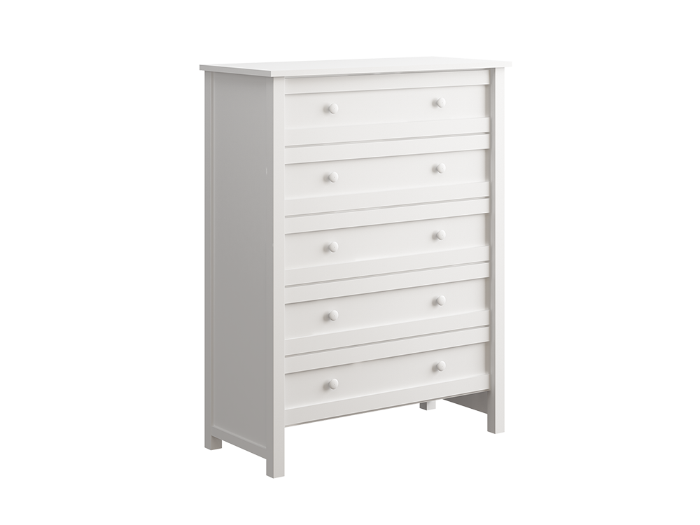 Terrace Chest in White