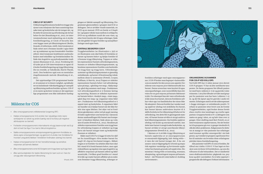 Spreads. Editorial design by  Laboremus .