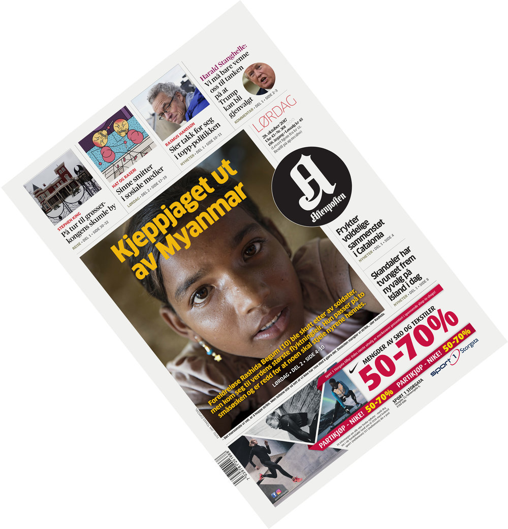 Cover-Aftenposten-Hate-on-socail-media © Åge Peterson Illustration © Aage Peterson.jpg