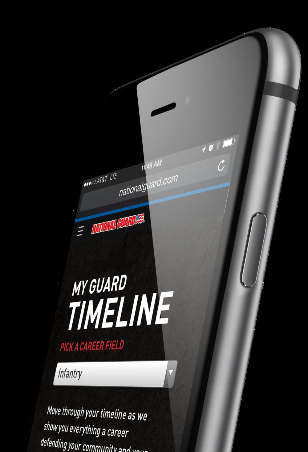 My Guard Timeline
