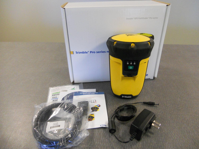 Trimble Pro6H - Floodlight Technology, Decimeter Capable — Waypoint  Technology Group