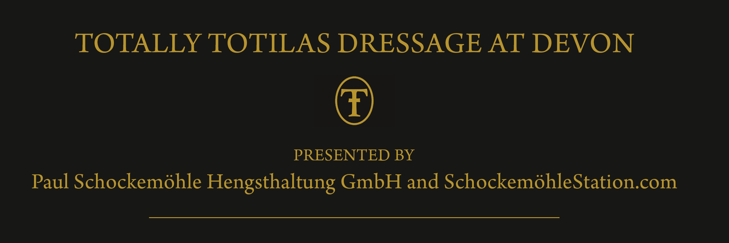 Totally Totilas Dressage At Devon 2015