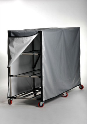 Cadaver Storage System — Advanced Detection Solutions