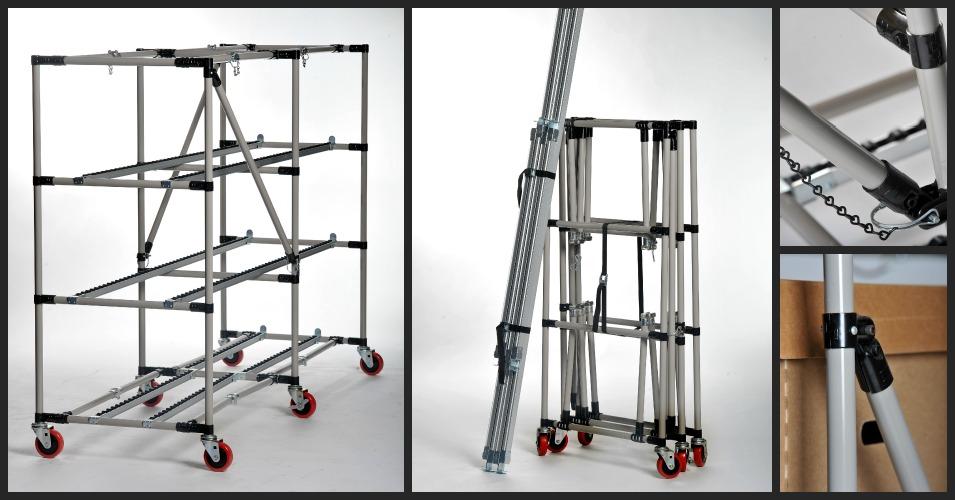 Cadaver Storage System