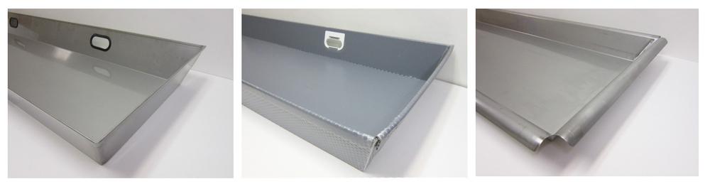 Cadaver Storage Trays