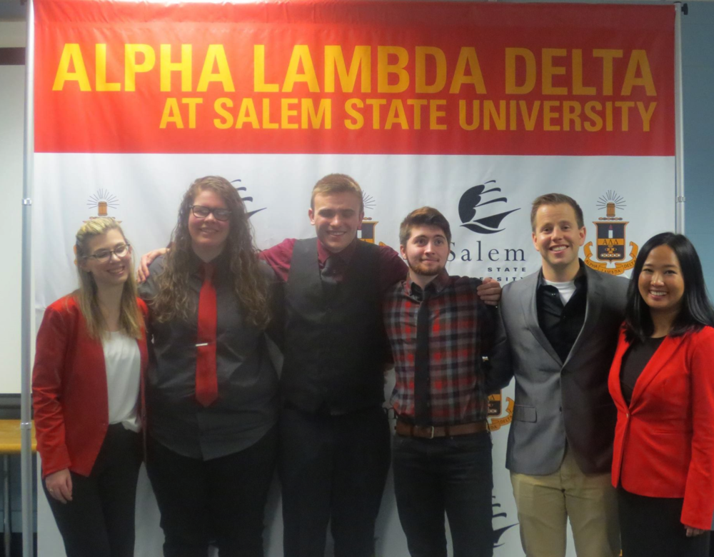 alpha lambda delta members at salem state university