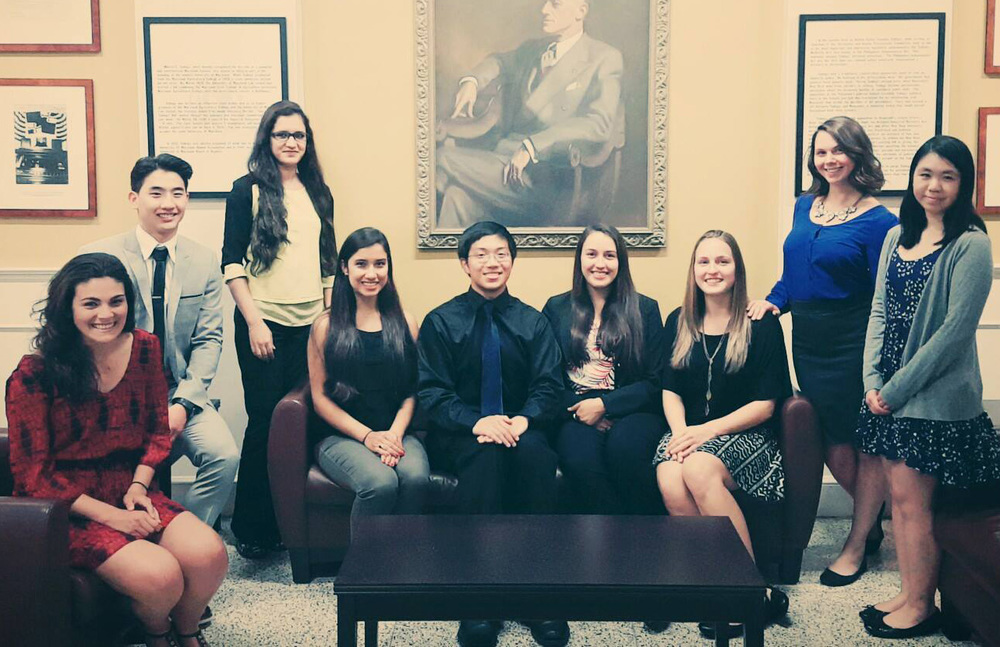 university of maryland - college park's executive board
