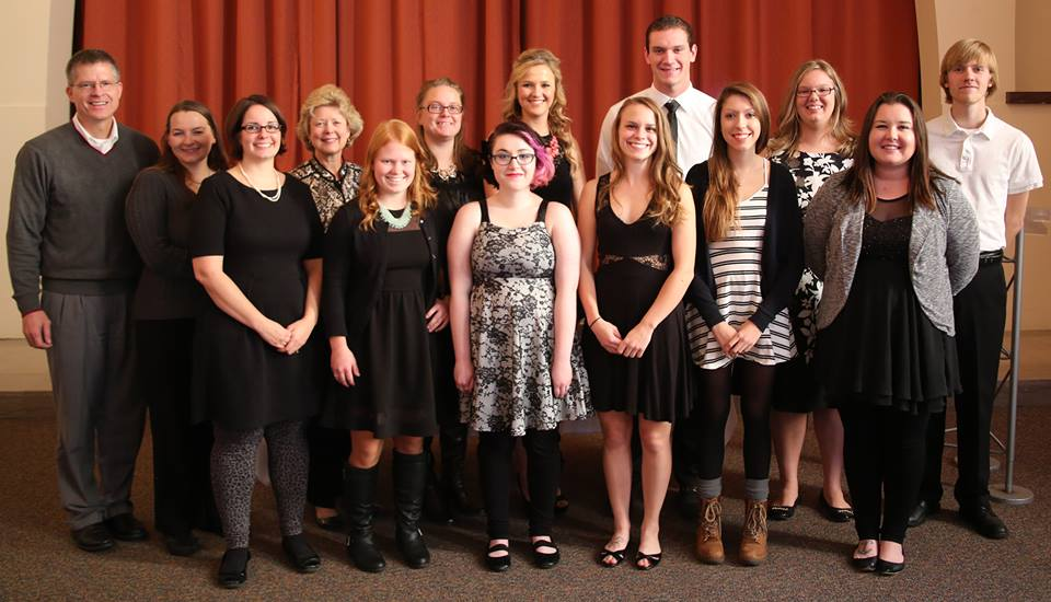 finlandia university chapter installation