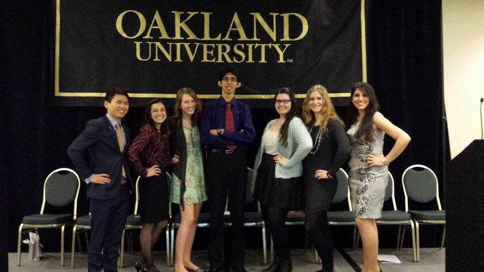 alpha lambda delta officers at oakland university