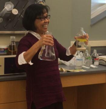 edna loves science!