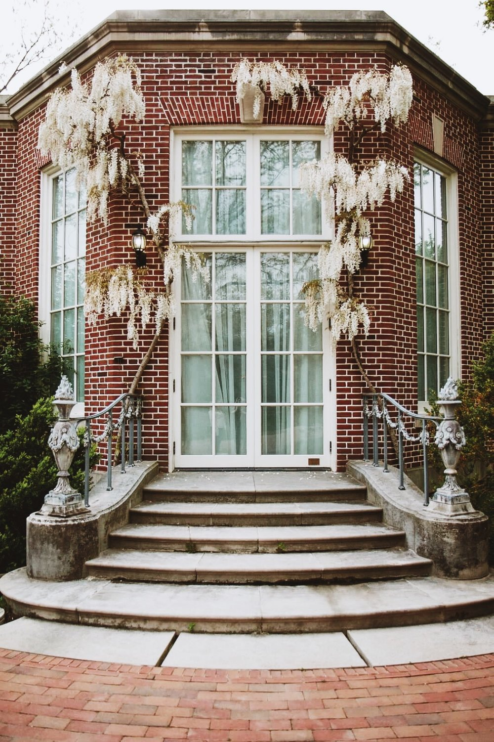 All photos by Danielle Dragone in Dumbarton Oaks, Washington D.C.