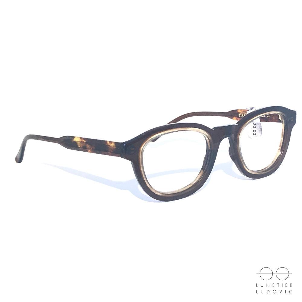 11b7c147f6 EYEVAN 7285 314E — LUNETIER LUDOVIC- lunettes sur mesure - Brussels