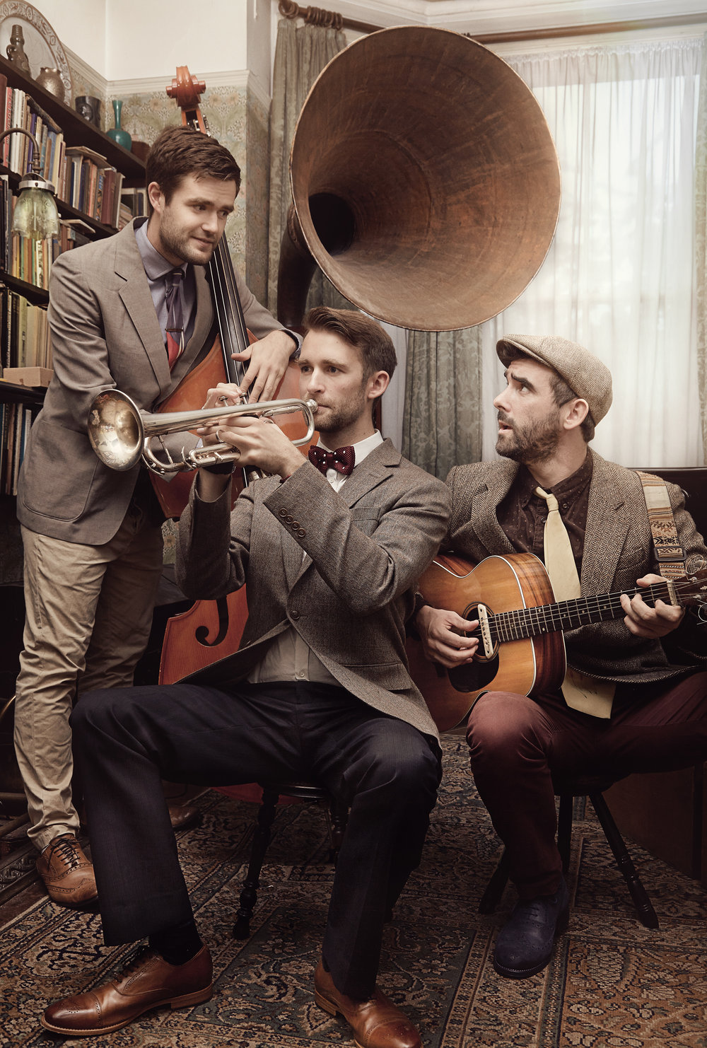 Silver Stage Swing Trio