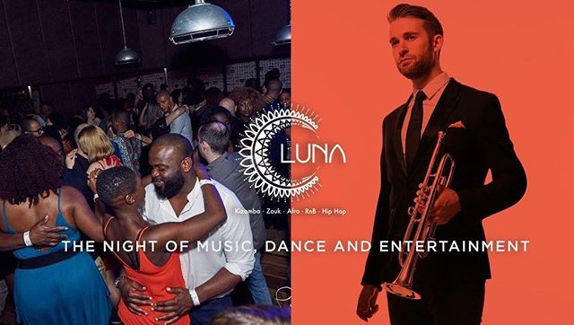 This should be a good gig tonight! Our trumpet player 🎺 Mark will be performing with a DJ 🎧 during a huge dance event 🎉