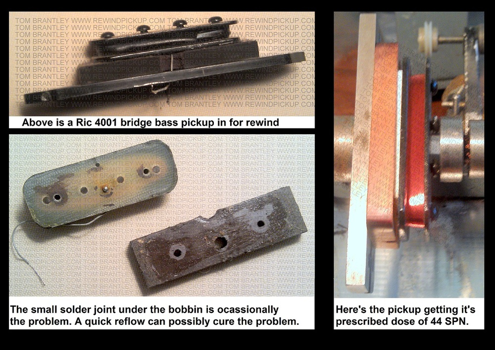 1967 Telecaster Bridge Restoration