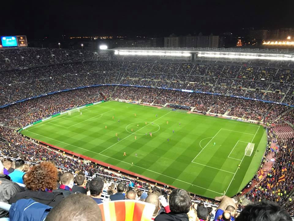 Barcelona vs. Man. City