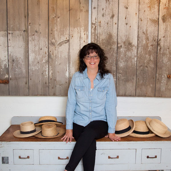 Kim Leggett, owner of City Farmhouse