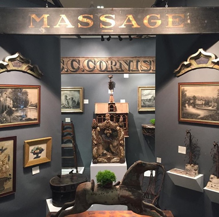Antique and Garden Show Nashville 2016 | City Farmhouse