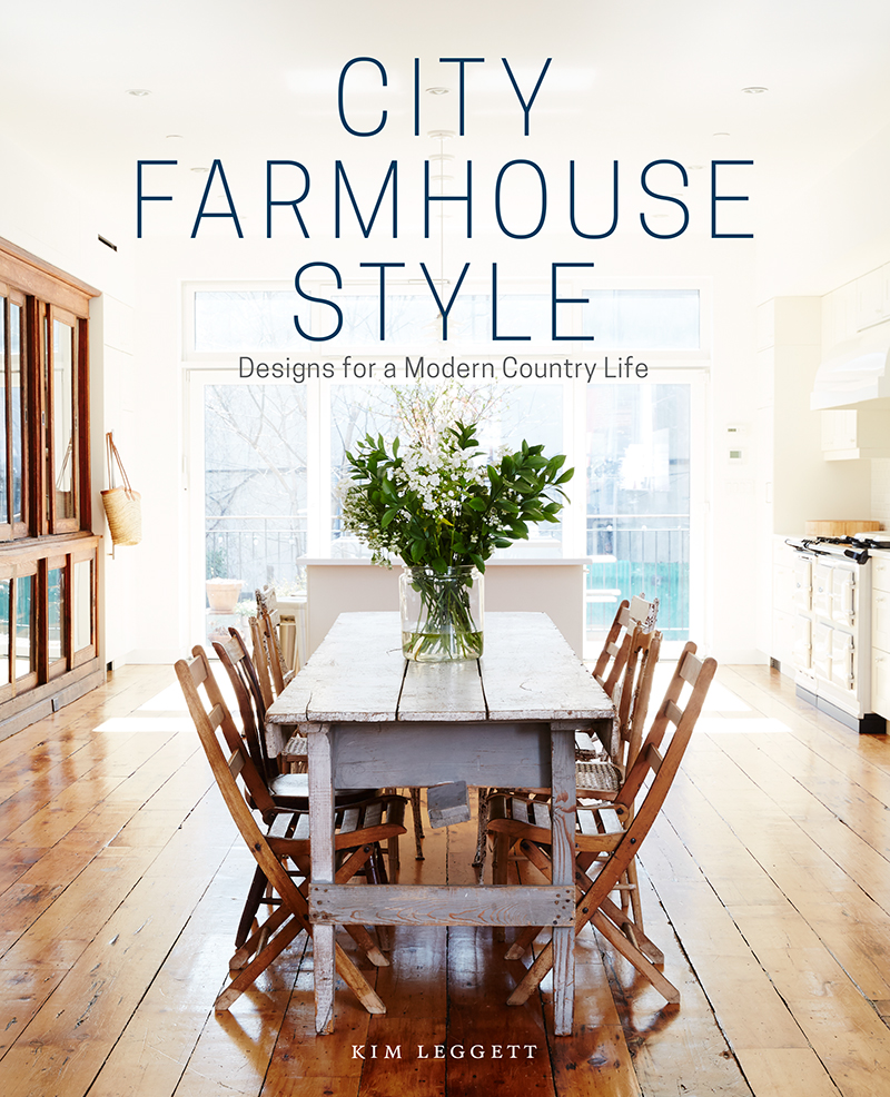 City Farmhouse Style, Kim Leggett   |  Home of Odette Williams + Nick Law, New York Interior Design: Odette Williams  |  Architect: Lorraine Bonaventura Architect|  Photography: Nicole Franzen