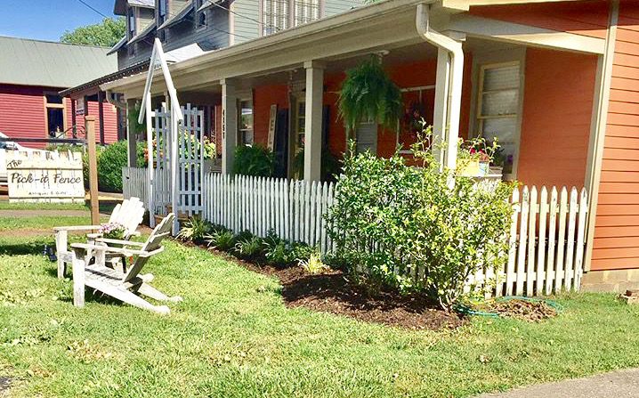 Pickit Fence Leipers Fork | Today in Franklin | City Farmhouse