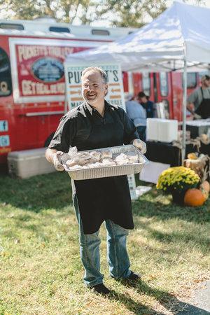 Food Trucks at the City Farmhouse Pop Up Fair | Franklin, TN