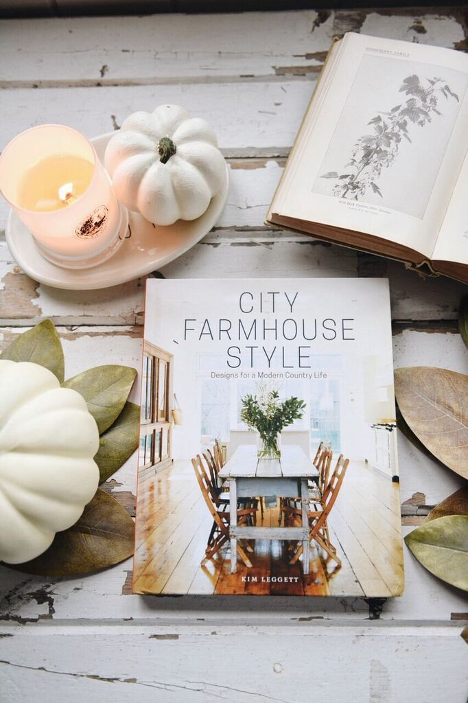 City Farmhouse Style on the Liz Marie Blog