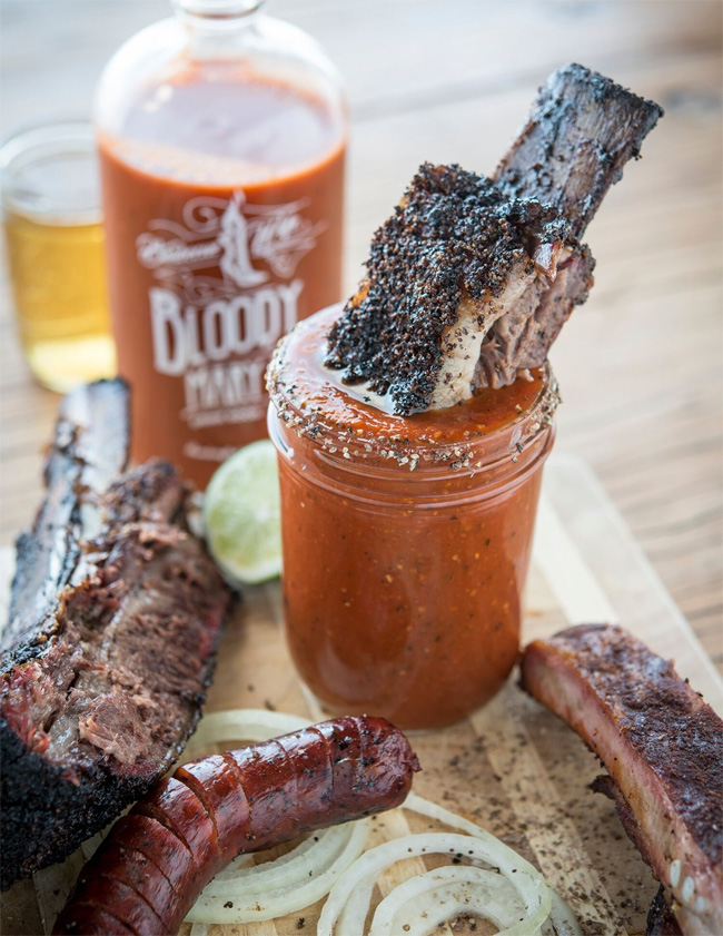 Bloody Mary's and BBQ | Junk Gypsy's
