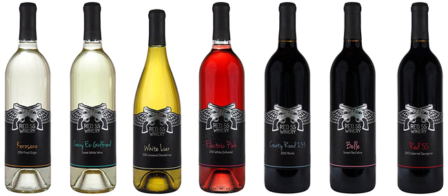 Miranda Lambert's Red 55 Winery