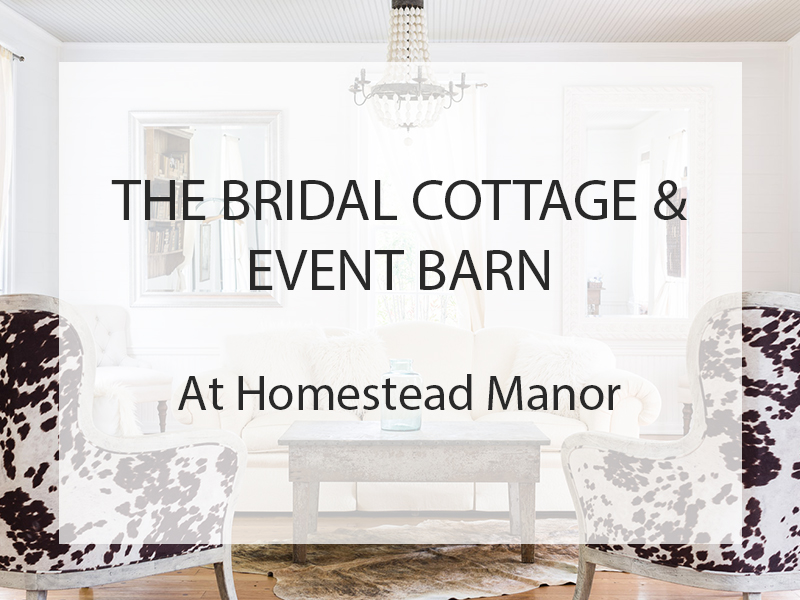 The Bridal Cottage & Event Barn