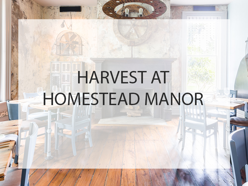 Harvest at Homestead Manor
