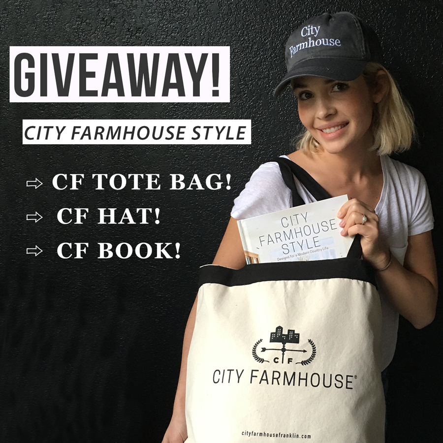 City FarmhouseGive Away