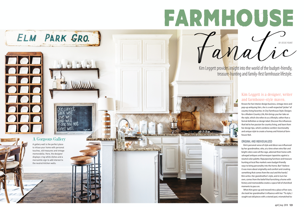 Farmhouse Fanatic