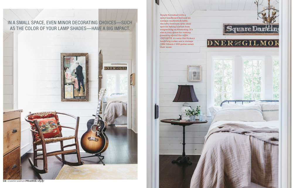 Page 4 - City Farmhouse featured in Prairie Style