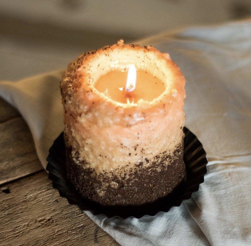 Candle at City Farmhouse